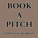Car boot pitch