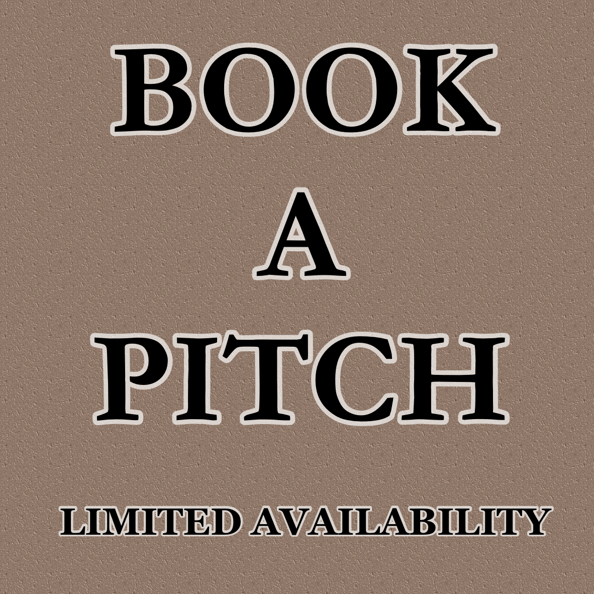 Book A Pitch Here